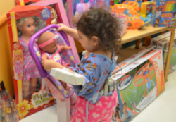 Bring holiday joy to pediatric patients