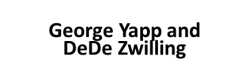 George Yapp and DeDe Zwilling